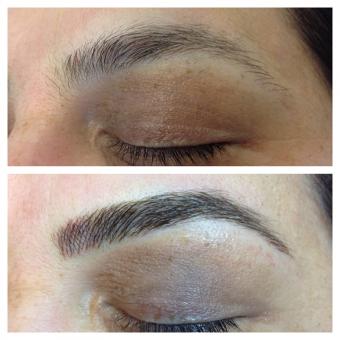 Permanent Makeup Brows