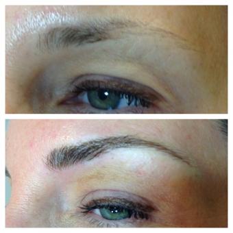 Permanent Makeup Brows_1